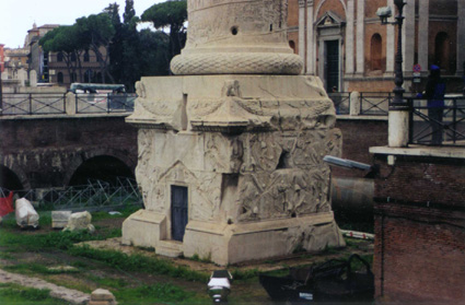Base of Trajan's Column